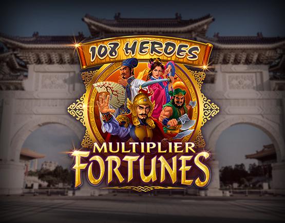 108 Hereos slots