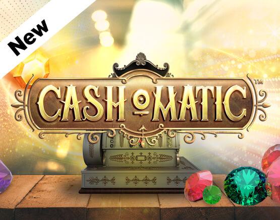 Cashomatic slots