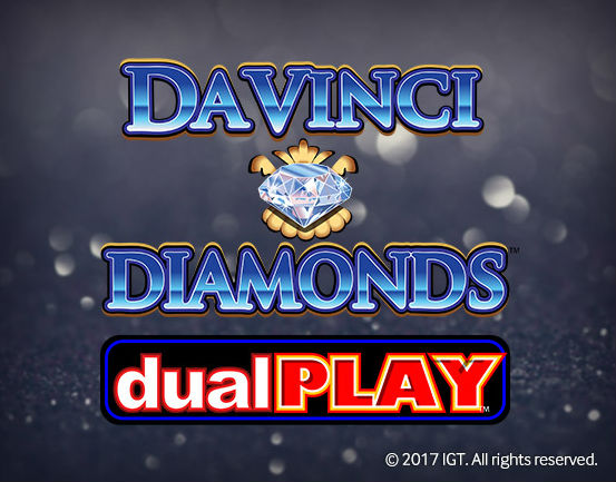 DaVInci Diamonds slots