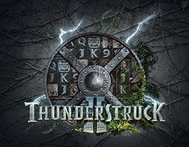 Thunderstruck tragaperras