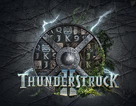 Thunderstruck slots